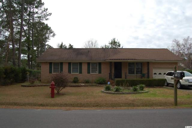 3901 Quail Circle, Myrtle Beach, SC 29579 (MLS #1901792) :: James W. Smith Real Estate Co.