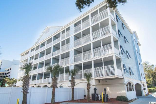 704 S Ocean Blvd. B301, Myrtle Beach, SC 29577 (MLS #1901808) :: Berkshire Hathaway HomeServices Myrtle Beach Real Estate