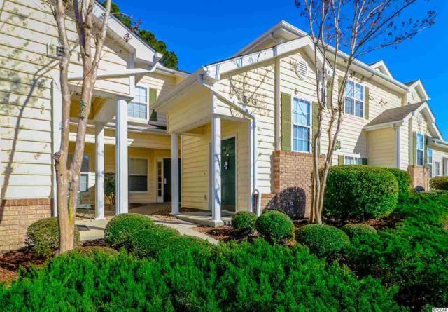 4425 Montrose Ln. G, Myrtle Beach, SC 29579 (MLS #1901811) :: The Greg Sisson Team with RE/MAX First Choice