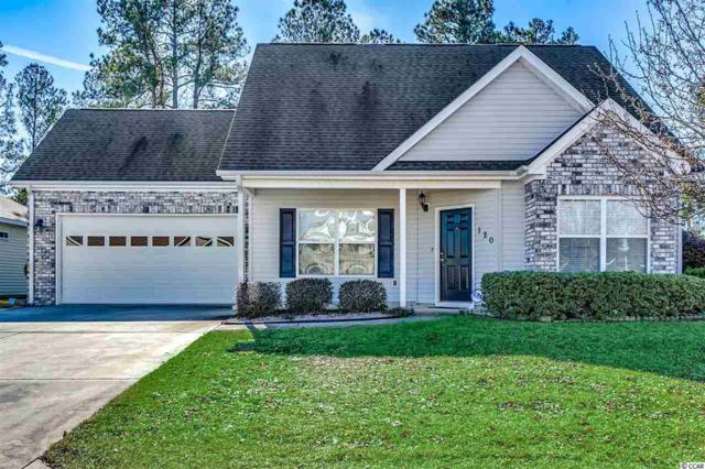 120 River Country Dr., Conway, SC 29526 (MLS #1901823) :: James W. Smith Real Estate Co.