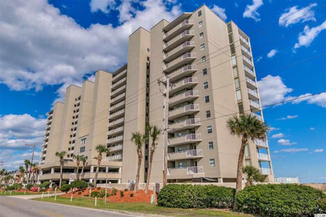 1990 N Waccamaw Dr. #906, Garden City Beach, SC 29576 (MLS #1901832) :: The Lachicotte Company