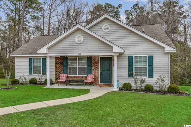 129 Shady View Ln., Myrtle Beach, SC 29588 (MLS #1901867) :: The Hoffman Group