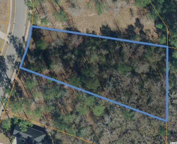 Lot 6 Chamberlin Rd., Myrtle Beach, SC 29588 (MLS #1901869) :: James W. Smith Real Estate Co.