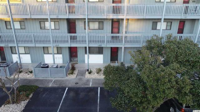 7700 Porcher Dr. #1105, Myrtle Beach, SC 29577 (MLS #1901893) :: Garden City Realty, Inc.