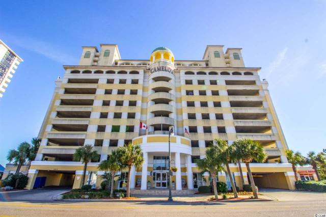 2000 N Ocean Blvd. #1207, Myrtle Beach, SC 29577 (MLS #1901960) :: Jerry Pinkas Real Estate Experts, Inc