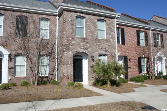 830 Howard Ave. Unit D, Myrtle Beach, SC 29577 (MLS #1901965) :: James W. Smith Real Estate Co.
