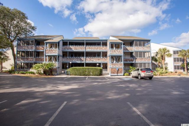 250 Maison Dr. C-11, Myrtle Beach, SC 29572 (MLS #1901969) :: The Lachicotte Company