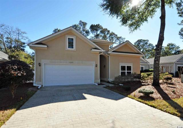 1205 Trisail Ln, North Myrtle Beach, SC 29582 (MLS #1901996) :: James W. Smith Real Estate Co.