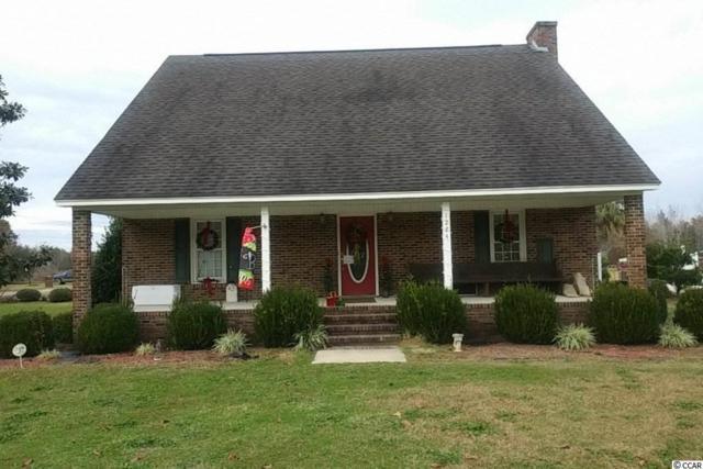 1284 Birch Creek Rd., Andrews, SC 29510 (MLS #1902007) :: The Lachicotte Company