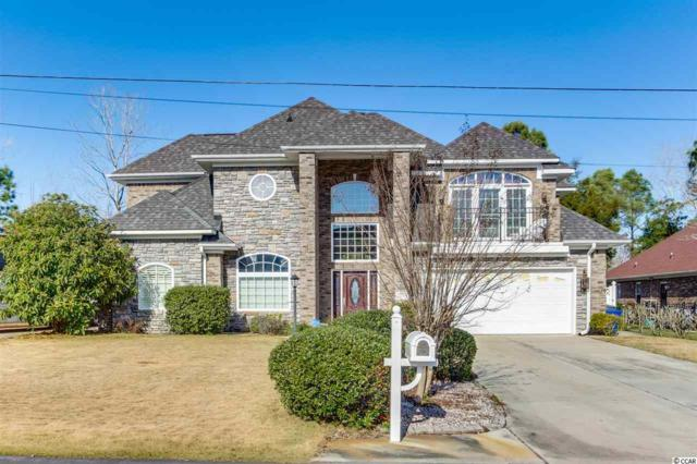 1008 Pearlie St., North Myrtle Beach, SC 29582 (MLS #1902088) :: The Litchfield Company
