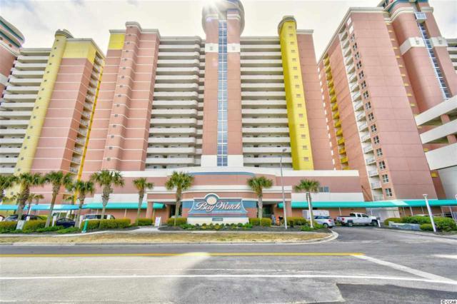 2701 S Ocean Blvd. #302, North Myrtle Beach, SC 29582 (MLS #1902093) :: James W. Smith Real Estate Co.