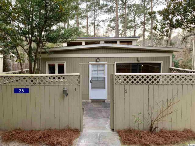 25 Wedgefield Village Rd. #5, Georgetown, SC 29440 (MLS #1902156) :: James W. Smith Real Estate Co.
