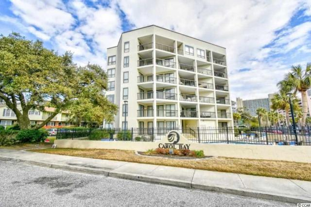 302 71st Ave. N #303, Myrtle Beach, SC 29572 (MLS #1902195) :: The Lachicotte Company