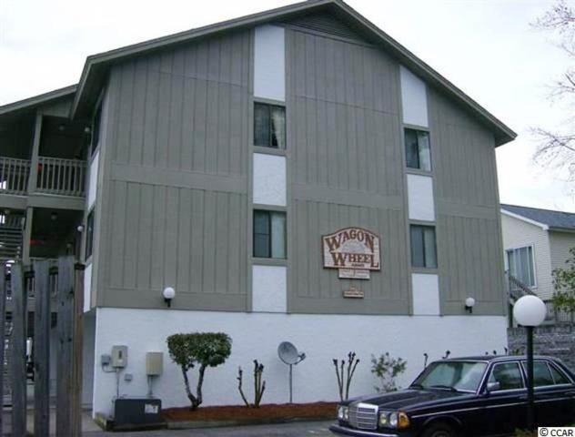 603 Wagon Wheel Rd. #206, Myrtle Beach, SC 29572 (MLS #1902204) :: James W. Smith Real Estate Co.