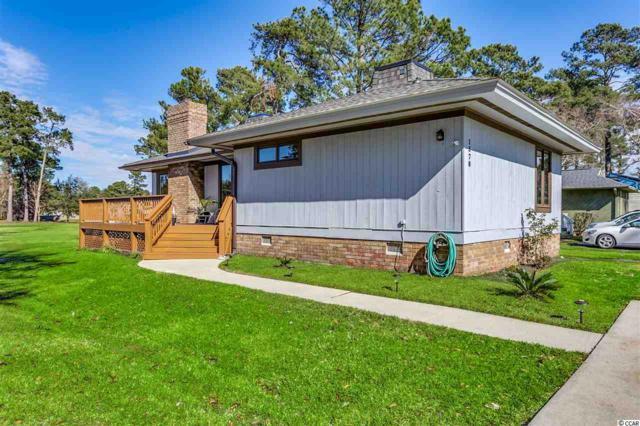 1578 Landing Rd., Myrtle Beach, SC 29577 (MLS #1902206) :: James W. Smith Real Estate Co.