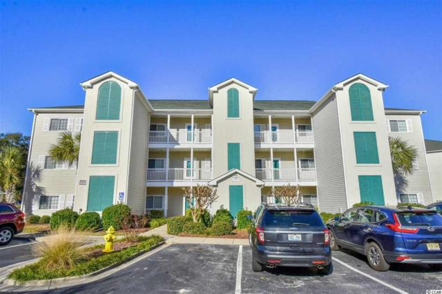 1100 Commons Blvd. #301, Myrtle Beach, SC 29572 (MLS #1902222) :: The Greg Sisson Team with RE/MAX First Choice