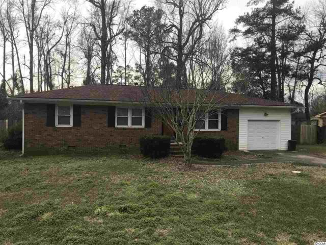 4810 Forest Dr., Loris, SC 29569 (MLS #1902309) :: James W. Smith Real Estate Co.