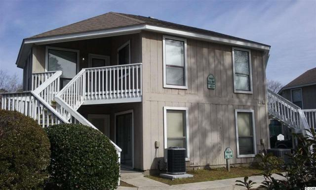 412 Treetop Ct. A, Myrtle Beach, SC 29588 (MLS #1902339) :: The Greg Sisson Team with RE/MAX First Choice