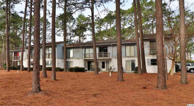 1833 Crooked Pine Dr. D-5, Surfside Beach, SC 29575 (MLS #1902350) :: James W. Smith Real Estate Co.