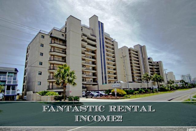 1690 N Waccamaw Dr. #506, Garden City Beach, SC 29576 (MLS #1902359) :: James W. Smith Real Estate Co.