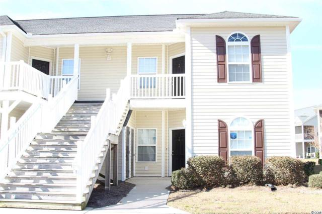 201 Wando River Rd. 8H, Myrtle Beach, SC 29579 (MLS #1902380) :: Myrtle Beach Rental Connections