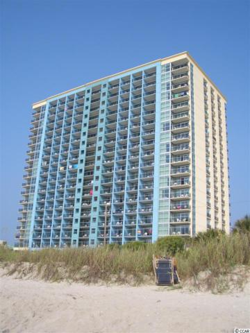 504 N Ocean Blvd. #1109, Myrtle Beach, SC 29577 (MLS #1902391) :: The Hoffman Group