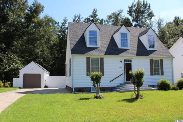 2408 Brick Dr., Longs, SC 29568 (MLS #1902413) :: James W. Smith Real Estate Co.