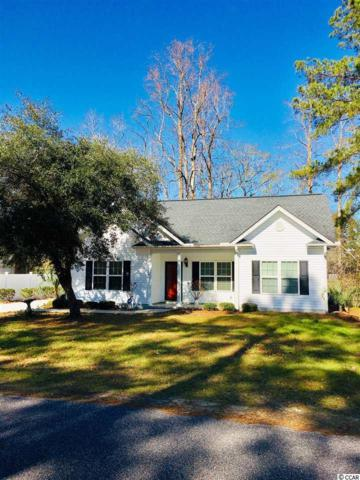 116 A Citadel Dr., Conway, SC 29526 (MLS #1902417) :: James W. Smith Real Estate Co.