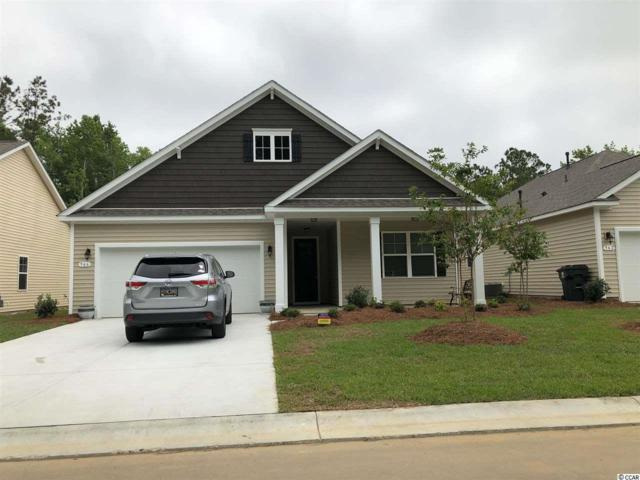 258 Rolling Woods Ct., Little River, SC 29566 (MLS #1902420) :: The Litchfield Company