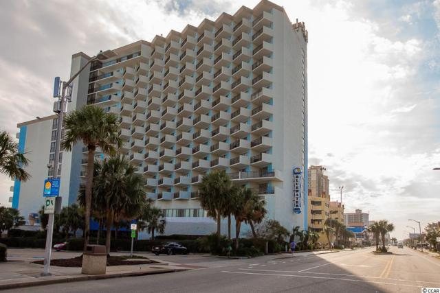 2001 S Ocean Blvd. #802, Myrtle Beach, SC 29577 (MLS #1902421) :: The Greg Sisson Team with RE/MAX First Choice