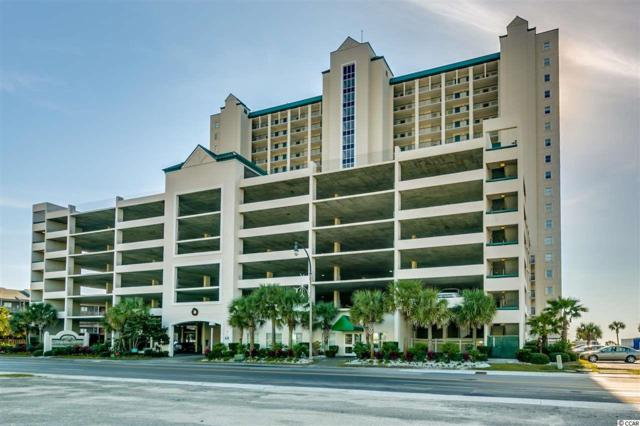 102 N Ocean Blvd. #1609, North Myrtle Beach, SC 29582 (MLS #1902430) :: Garden City Realty, Inc.