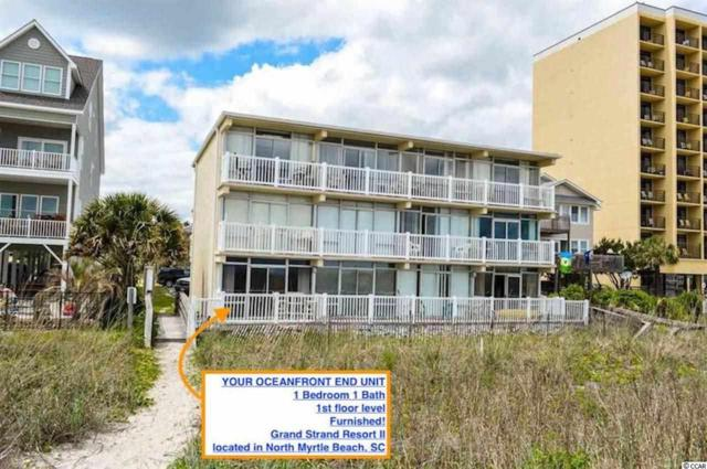 1607 S Ocean Blvd. #13, North Myrtle Beach, SC 29582 (MLS #1902434) :: The Greg Sisson Team with RE/MAX First Choice