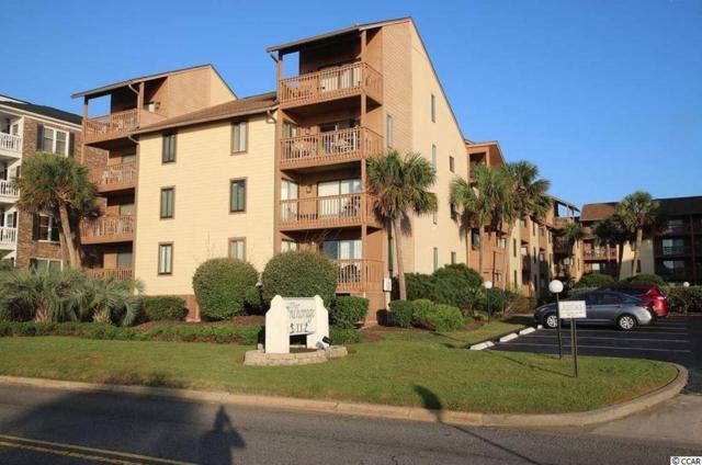 5507 N Ocean Blvd. #201, Myrtle Beach, SC 29577 (MLS #1902435) :: James W. Smith Real Estate Co.