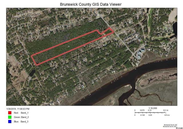 Lot 6C Beach Dr. Sw, Calabash, NC 28467 (MLS #1902455) :: Garden City Realty, Inc.