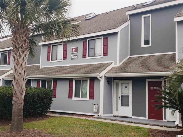 1880 Colony Dr. 11-D, Surfside Beach, SC 29575 (MLS #1902457) :: Myrtle Beach Rental Connections