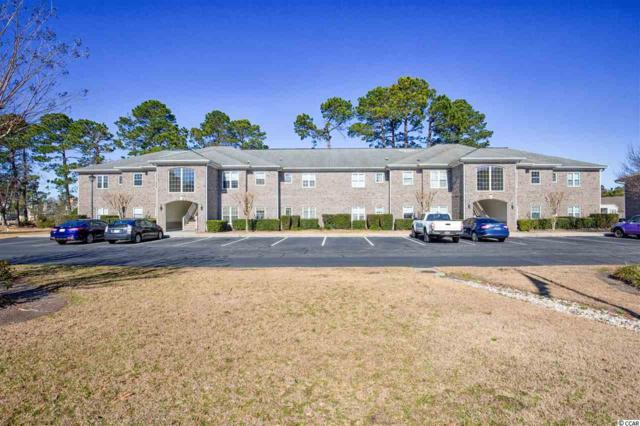 300 Willow Green Dr. B, Conway, SC 29526 (MLS #1902477) :: Myrtle Beach Rental Connections