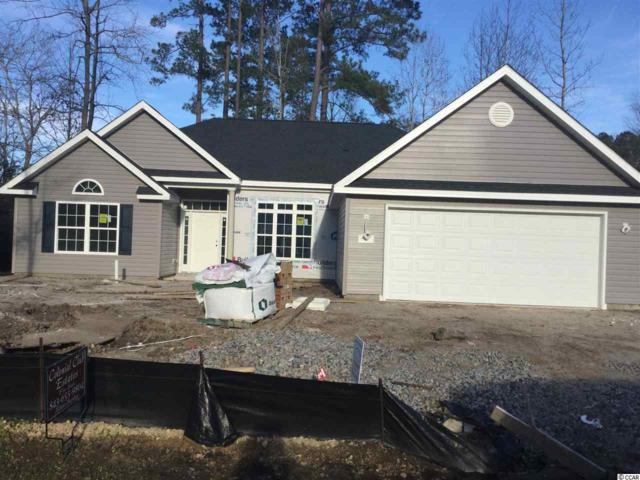 4019 Comfort Valley Dr., Longs, SC 29568 (MLS #1902537) :: James W. Smith Real Estate Co.