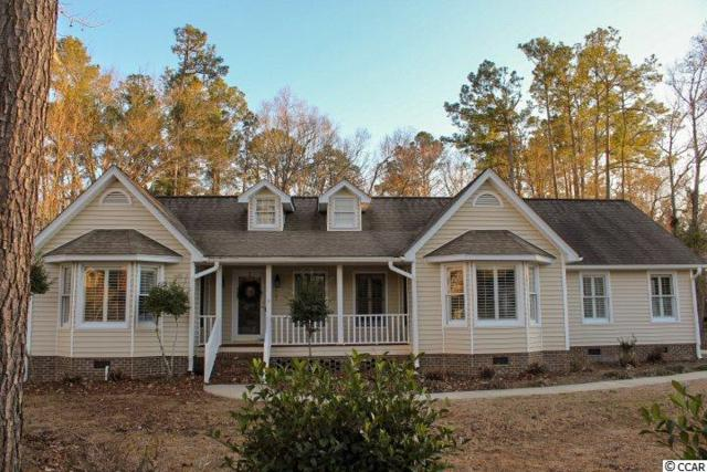 621 Merrywood Rd., Conway, SC 29526 (MLS #1902543) :: Myrtle Beach Rental Connections