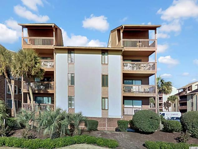 5507 North Ocean Blvd. #101, Myrtle Beach, SC 29577 (MLS #1902553) :: The Greg Sisson Team with RE/MAX First Choice