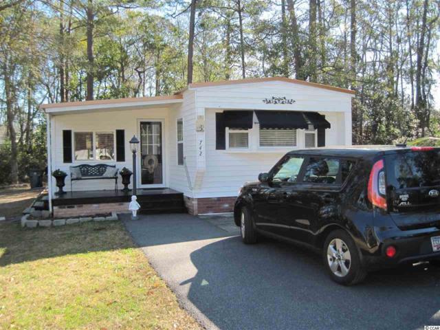 742 Richmond Trail, Garden City Beach, SC 29576 (MLS #1902557) :: Myrtle Beach Rental Connections