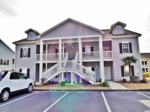 441 Mahogany Dr. #202, Murrells Inlet, SC 29576 (MLS #1902564) :: The Greg Sisson Team with RE/MAX First Choice