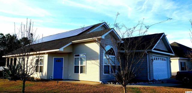 306 White Water Loop, Conway, SC 29526 (MLS #1902566) :: The Litchfield Company