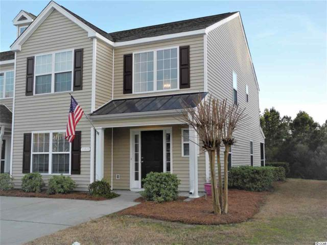 1160 Harvester Circle #1160, Myrtle Beach, SC 29579 (MLS #1902588) :: The Litchfield Company