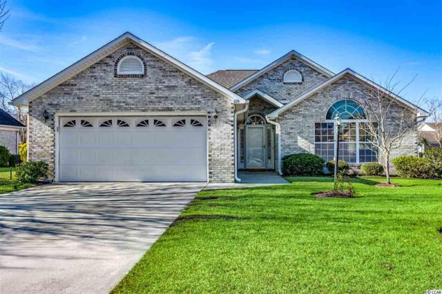 1119 Coral Sand Dr., North Myrtle Beach, SC 29582 (MLS #1902607) :: The Litchfield Company