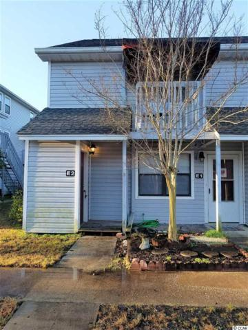 801 Burcale Rd. E-2, Myrtle Beach, SC 29579 (MLS #1902608) :: James W. Smith Real Estate Co.