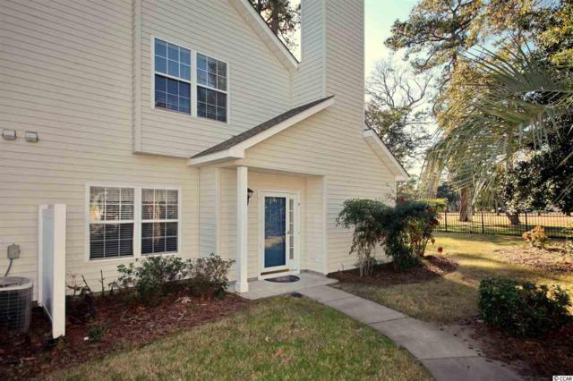 503 20th Ave. N 40D, North Myrtle Beach, SC 29582 (MLS #1902636) :: The Litchfield Company