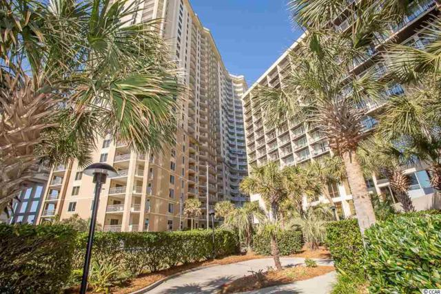 9994 Beach Club Dr. #407, Myrtle Beach, SC 29572 (MLS #1902642) :: James W. Smith Real Estate Co.