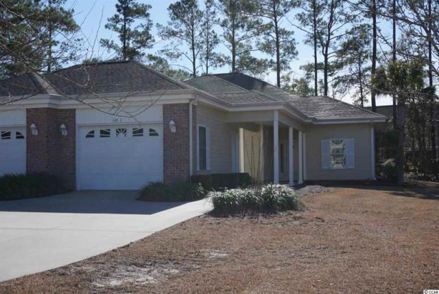 143 Rice Mill Circle Unit 1, Sunset Beach, NC 28468 (MLS #1902659) :: The Hoffman Group
