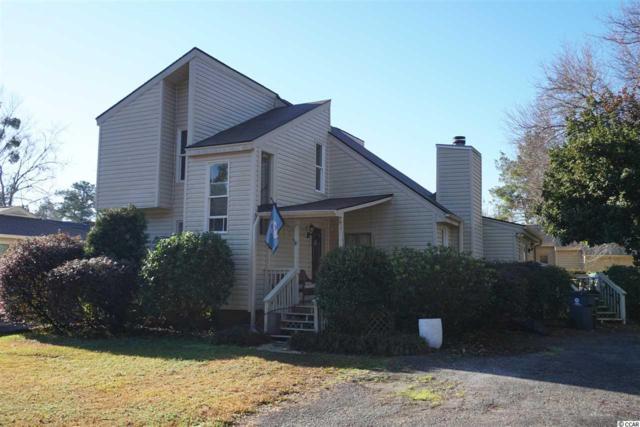 1539 Landing Rd., Myrtle Beach, SC 29577 (MLS #1902679) :: James W. Smith Real Estate Co.
