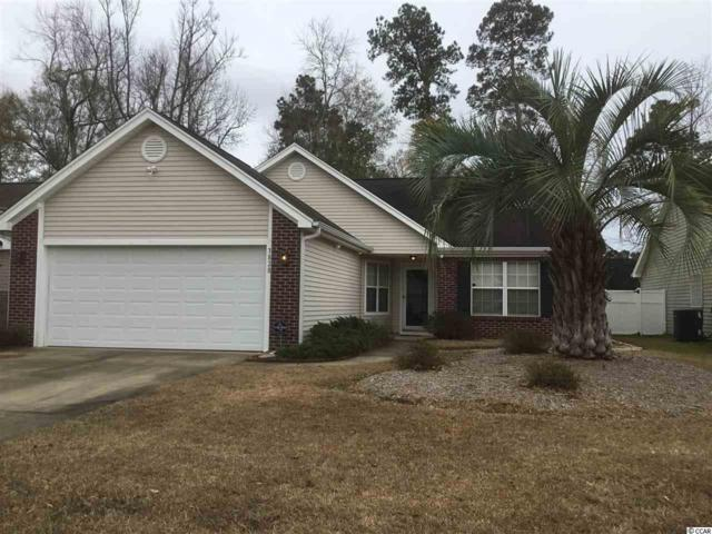 3828 Barrington Ln., Myrtle Beach, SC 29588 (MLS #1902694) :: The Hoffman Group